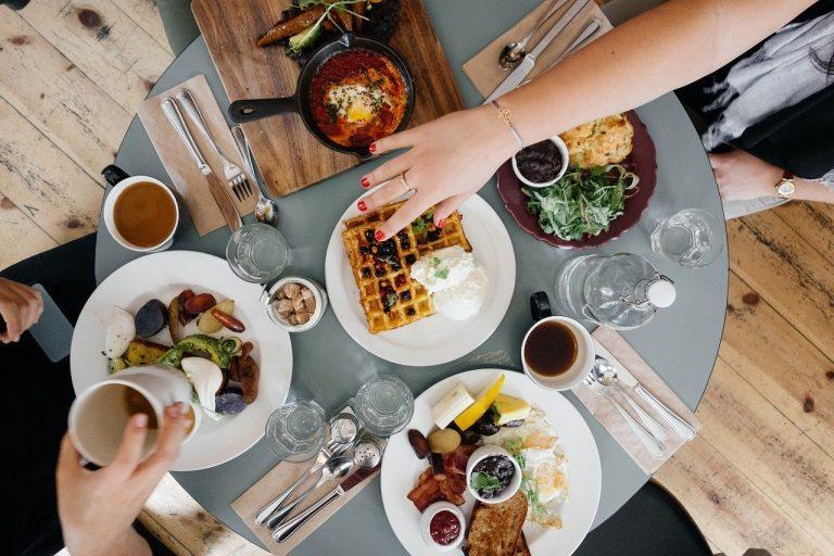 Jak prawidłowo dobrać posiłki?